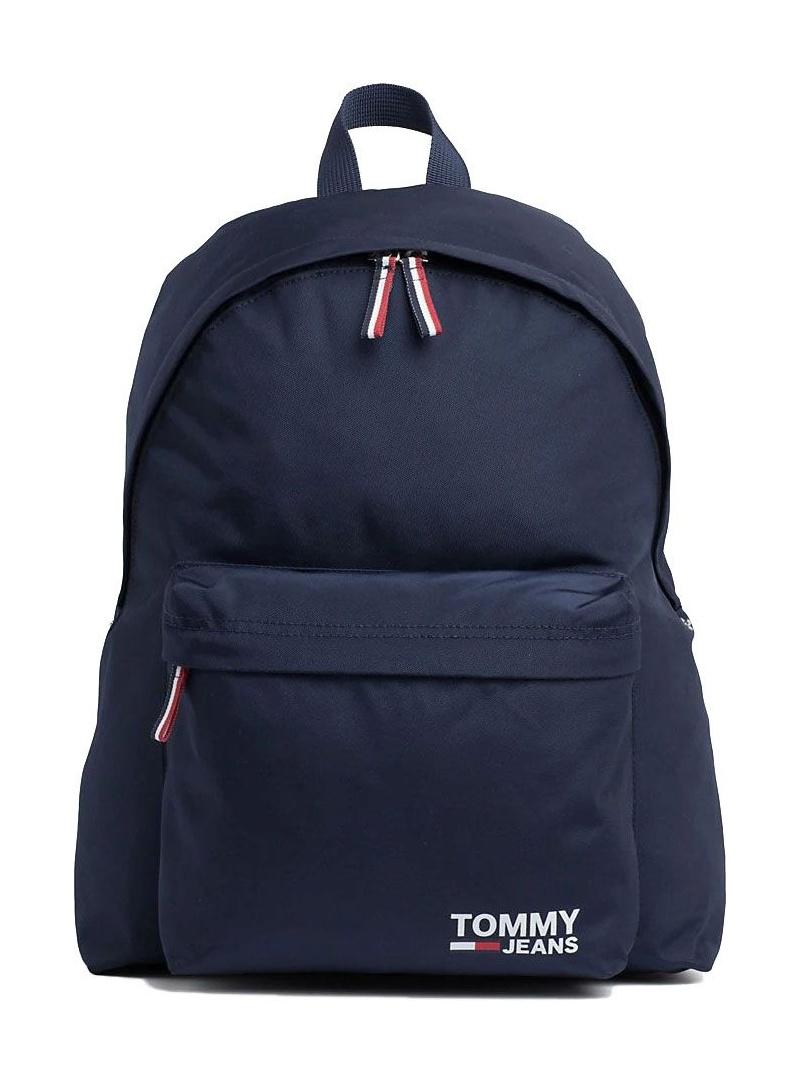 Granatowy Plecak TOMMY HILFIGER Tjw Cool City Backpack AW0AW06968 496