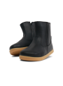 Czarne Kozaki BOBUX 634705 CLASSIC SHIRE - WINTER BOOT BLACK (WEŁNA