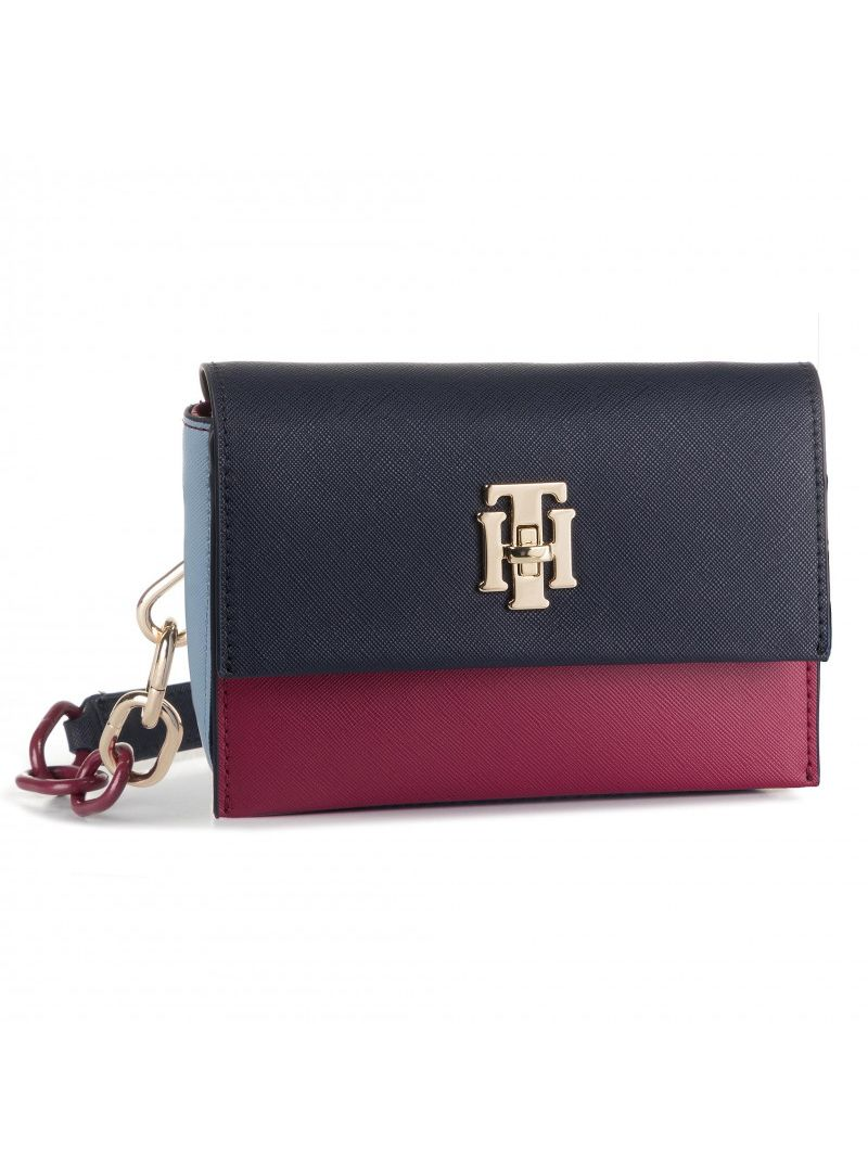 TOMMY HILFIGER Th Saffiano Belt Bag AW0AW06908 902