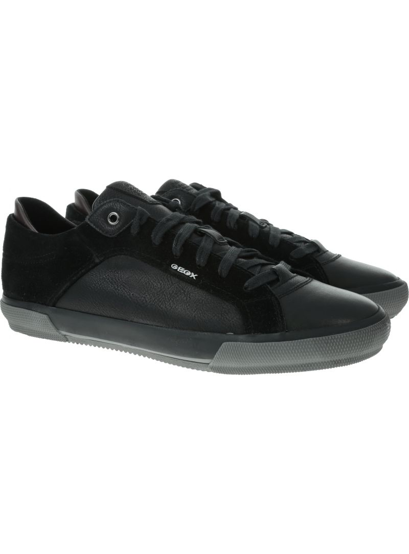 Sneakersy GEOX U Kaven B U946MB 022ME C9997 Black