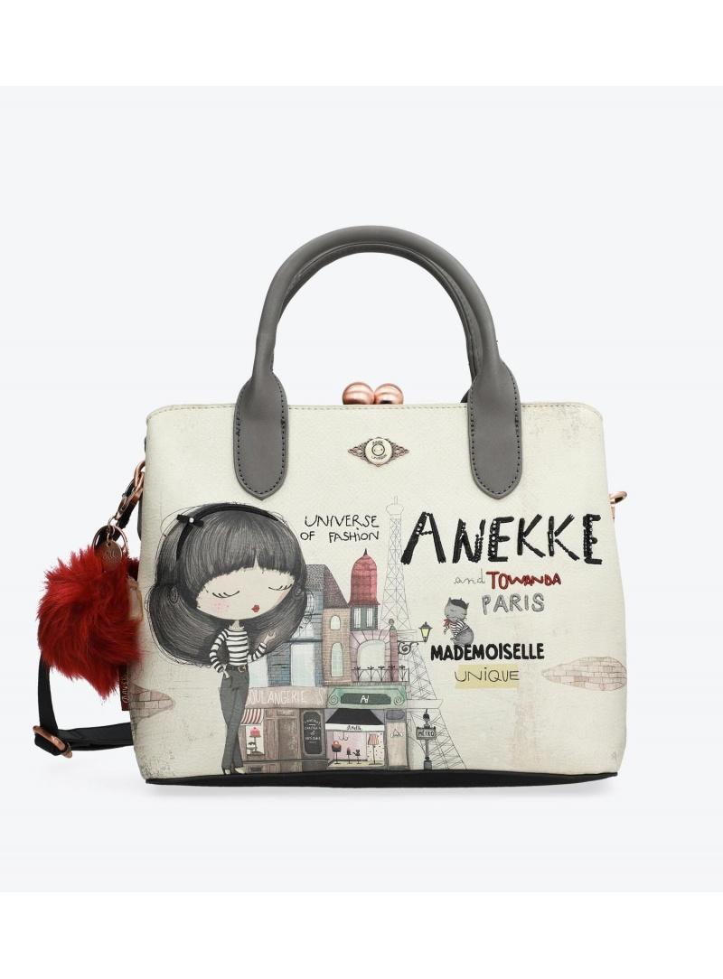 ANEKKE Couture PRECIOUS MADEMOISELLE KISS LOCK HANDBAG