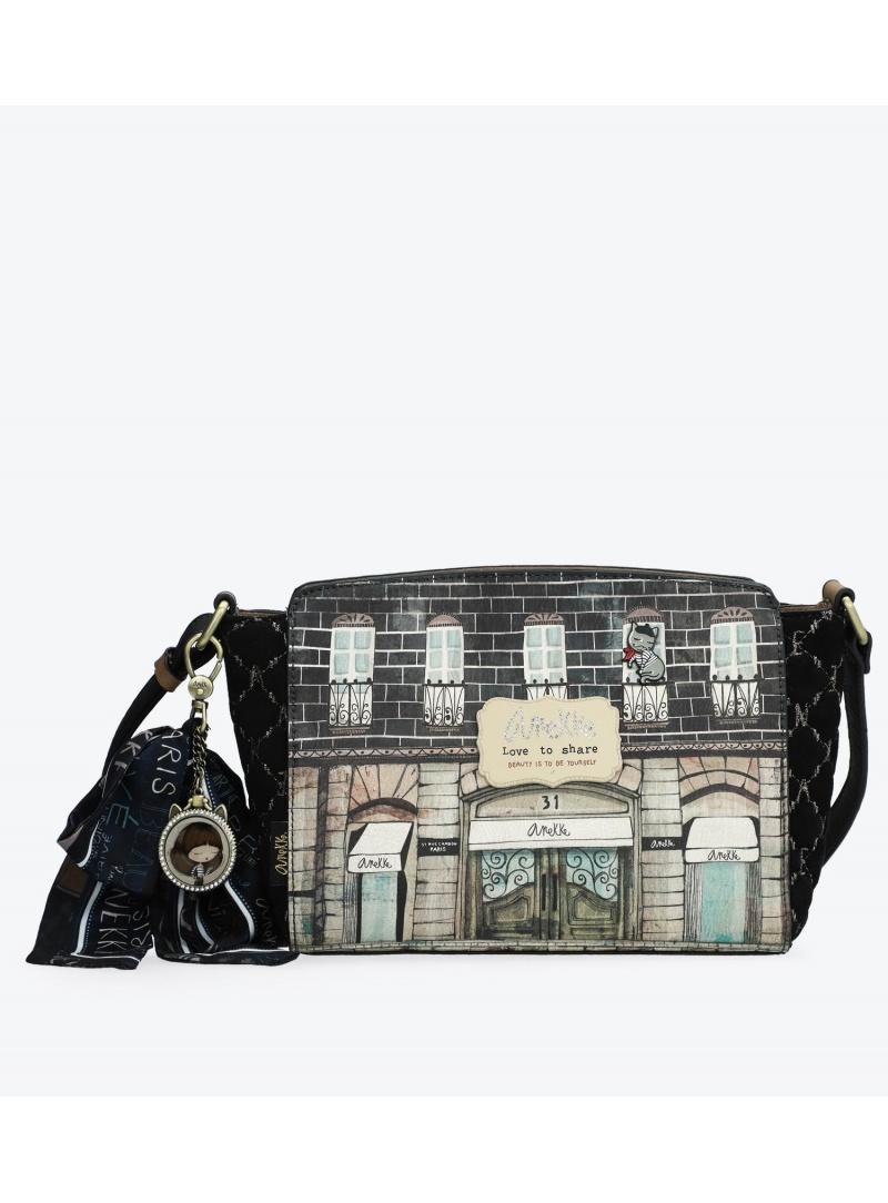 Listonoszka ANEKKE Couture PRETTY LE BOUTIQUE CROSSBODY BAG 29882-70COC