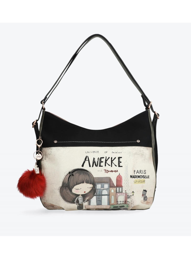 Plecak Torba ANEKKE PRETTY HOBO BAG THAT CAN BE USED AS A BACKPACK