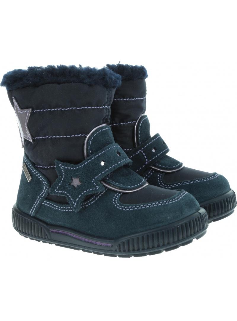 Śniegowce PRIMIGI GORE-TEX 4369400 Navy