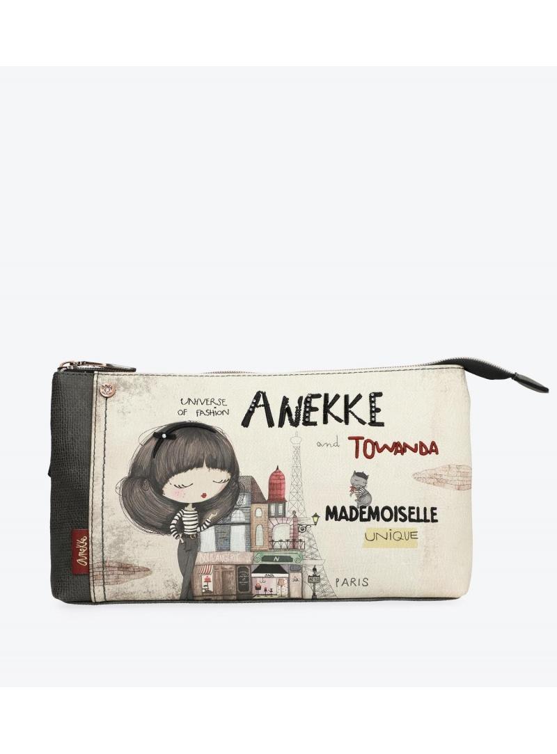 Kosmetyczka ANEKKE Couture BEAUTIFUL PRINTED MADEMOISELLE TOILETRY BAG