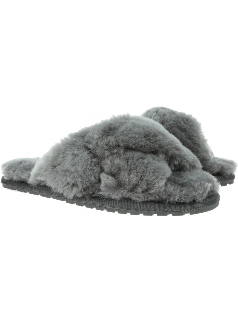 Kapcie EMU AUSTRALIA Mayberry Frost W12013 Charcoal