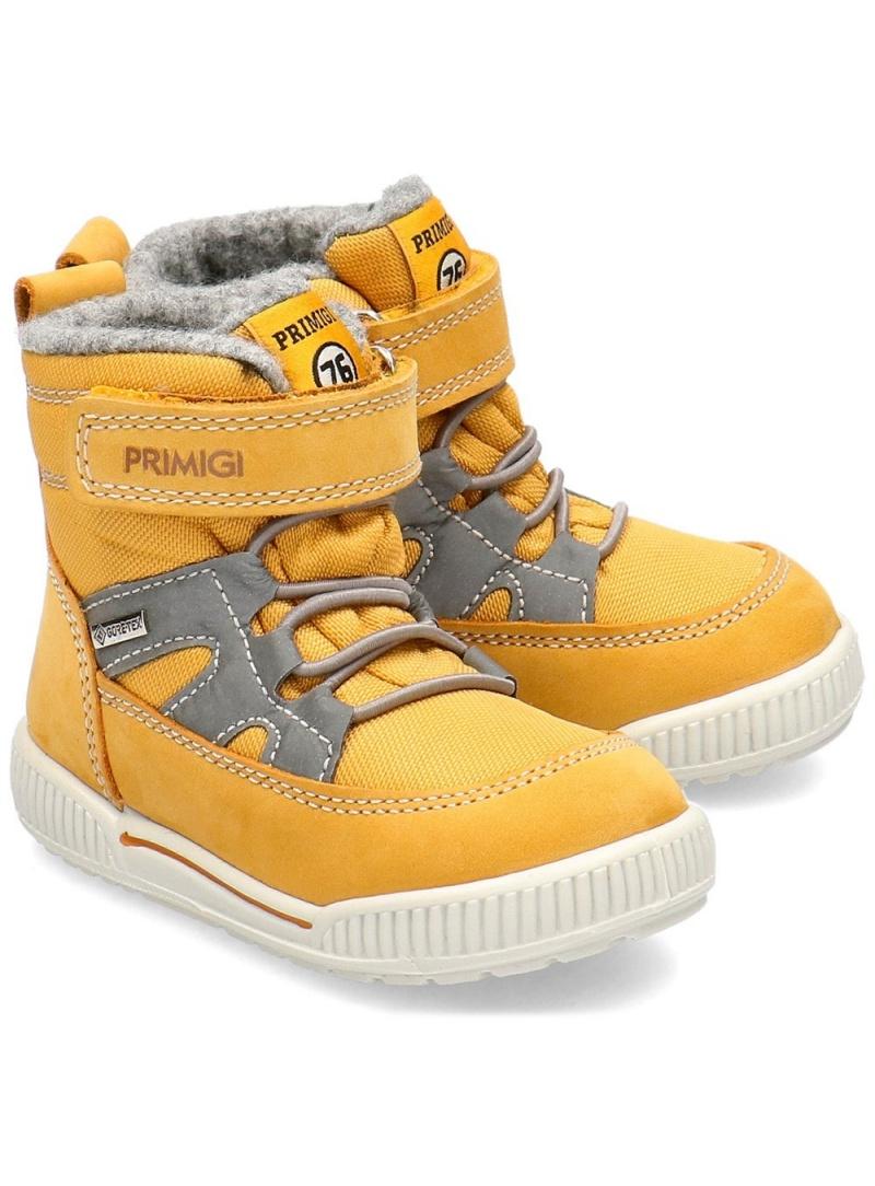 Śniegowce PRIMIGI GORE-TEX 4368555 Yellow