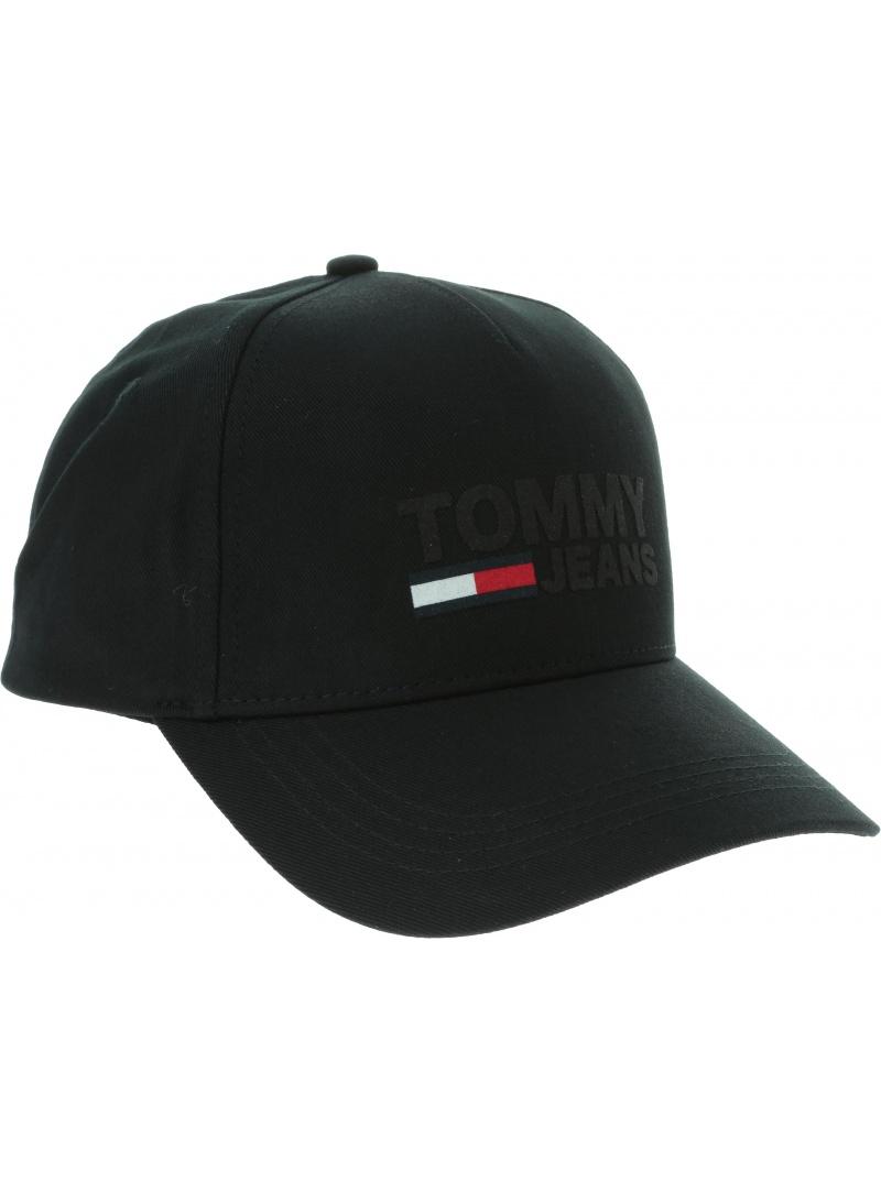Czapka z daszkiem TOMMY JEANS Tjw Logo Cap AW0AW07229 BDS