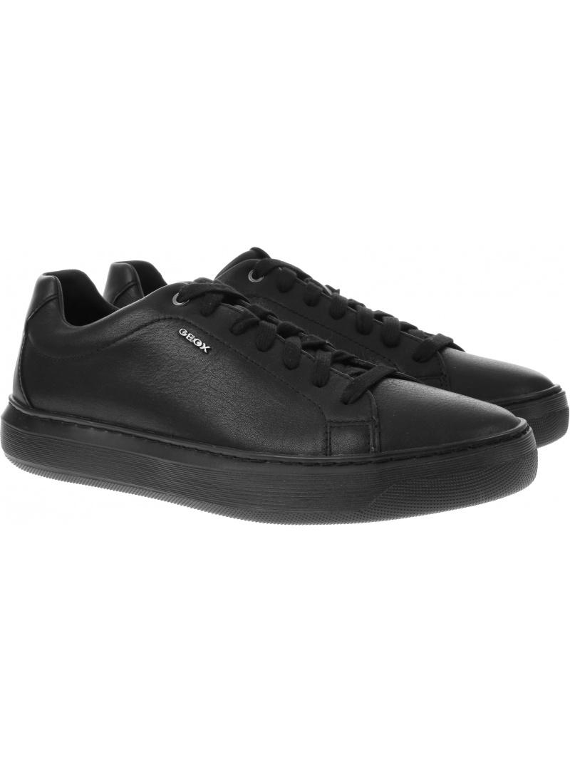 Sneakersy GEOX U Deiven B U845WB 000FV C9999 Black