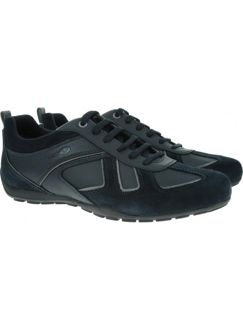 Sneakersy GEOX U Ravex D U923FD 022BU C4002 Navy