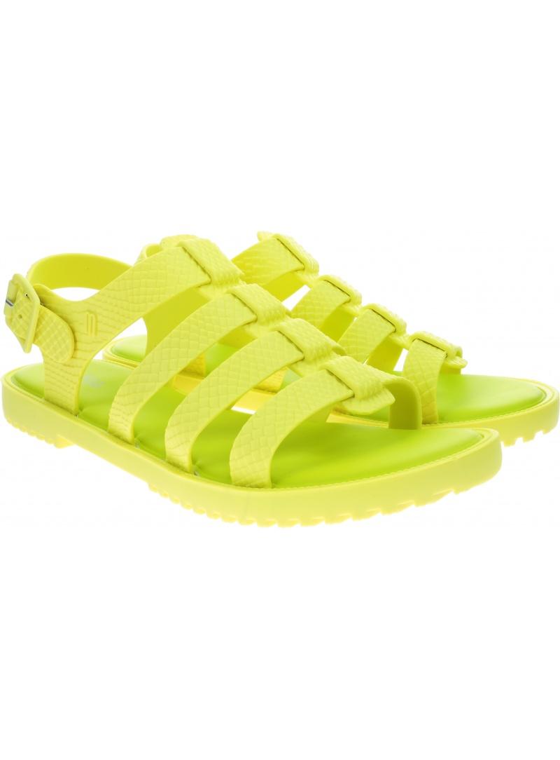 Żółte Sandały MELISSA Flox Snake Ad 32760 Yellow 53623