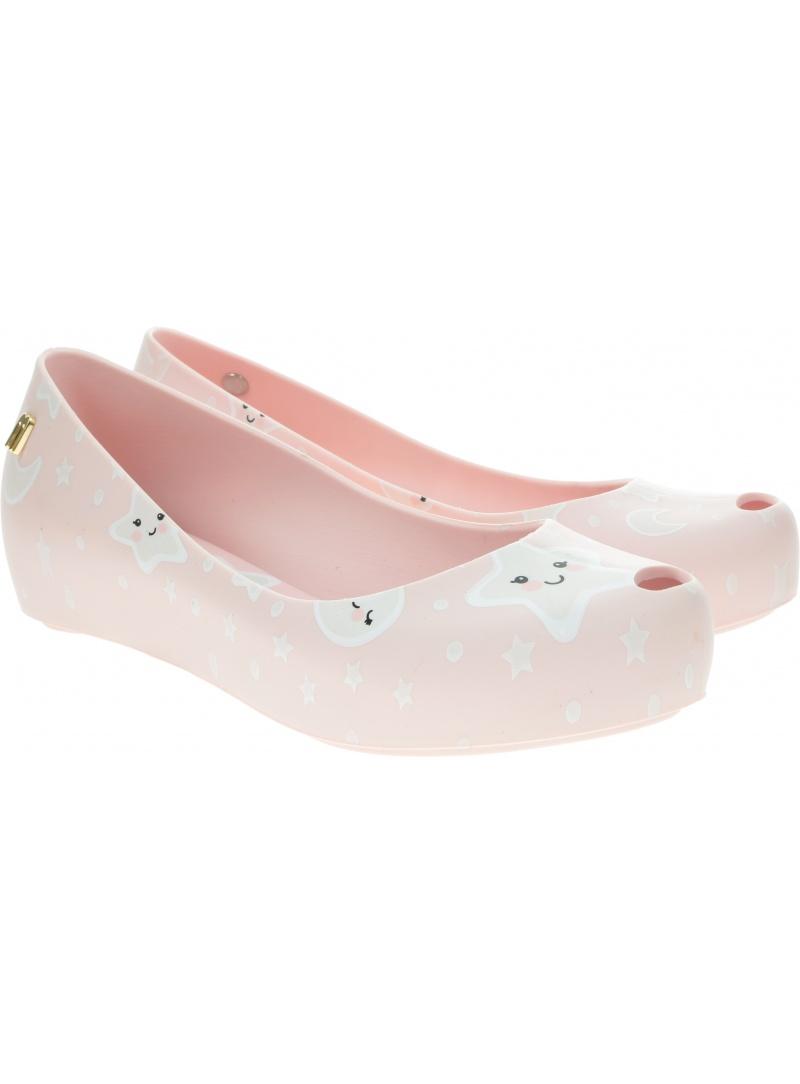 Świecące Różowe Baleriny MELISSA Mel Ultragirl Sweet Dreams 32728 Pink