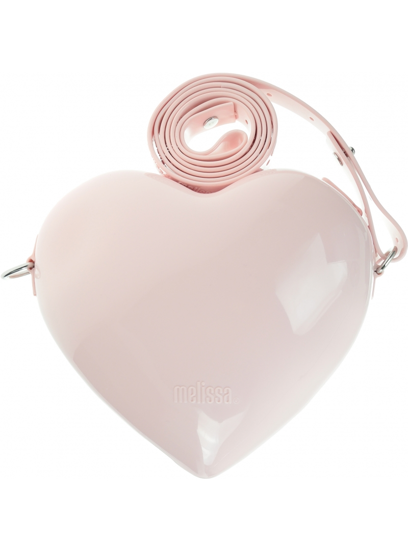 Torebka z Sercem MELISSA Love Bag 34177 Rosa Claro 51311
