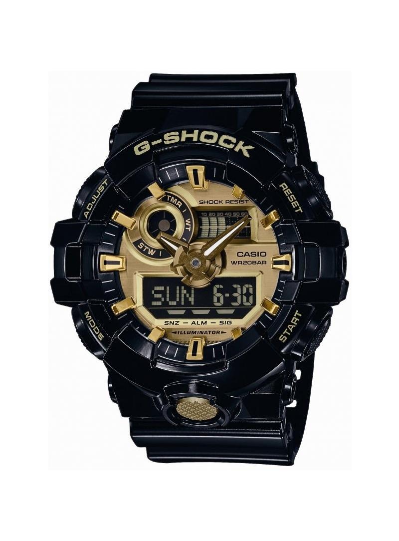 Zegarek Męski Casio G-SHOCK GA-710GB-1AER