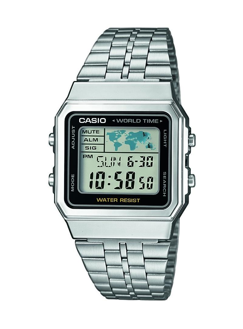 Zegarek Unisex Casio VINTAGE A500WEA-1EF
