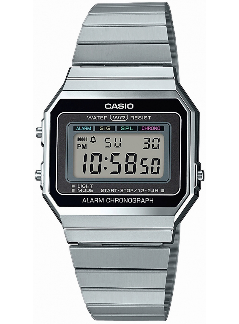 Zegarek Unisex Casio VINTAGE A700WE-1AEF