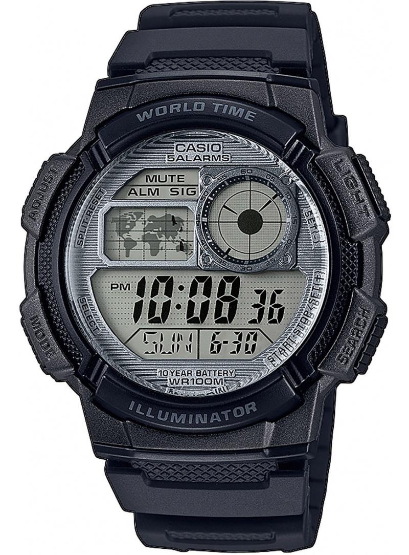 Zegarek Męski Casio ORIGINAL AE-1000W-7AVEF