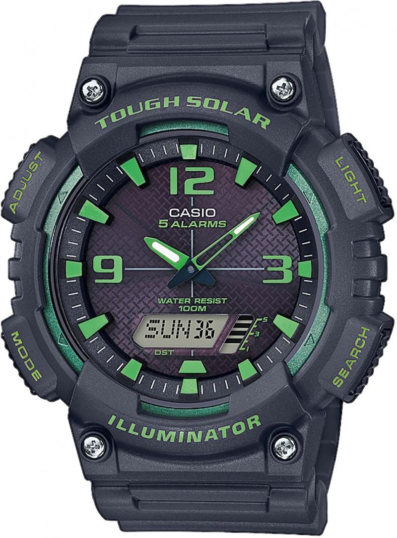 Zegarek Damski Casio ORIGINAL AQ-S810W-8A3VEF