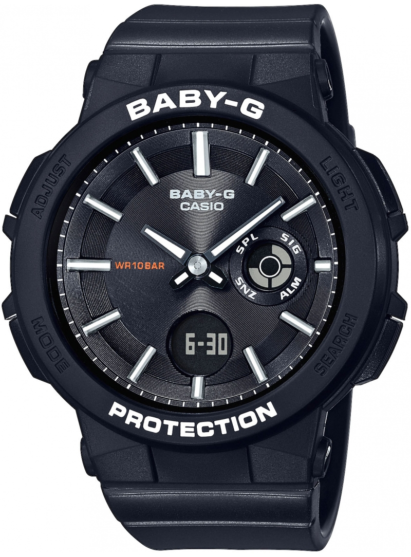 Zegarek Damski Casio BABY-G BGA-255-1AER