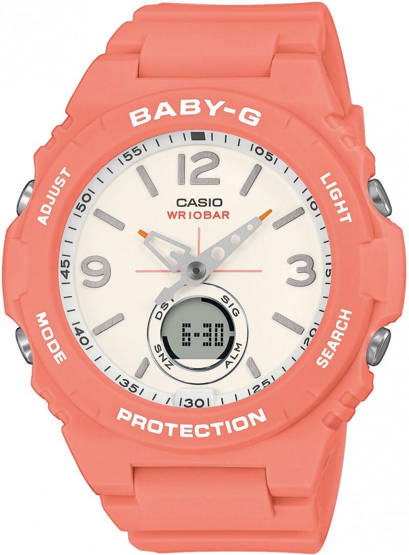Zegarek Damski Casio BABY-G BGA-260-4AER