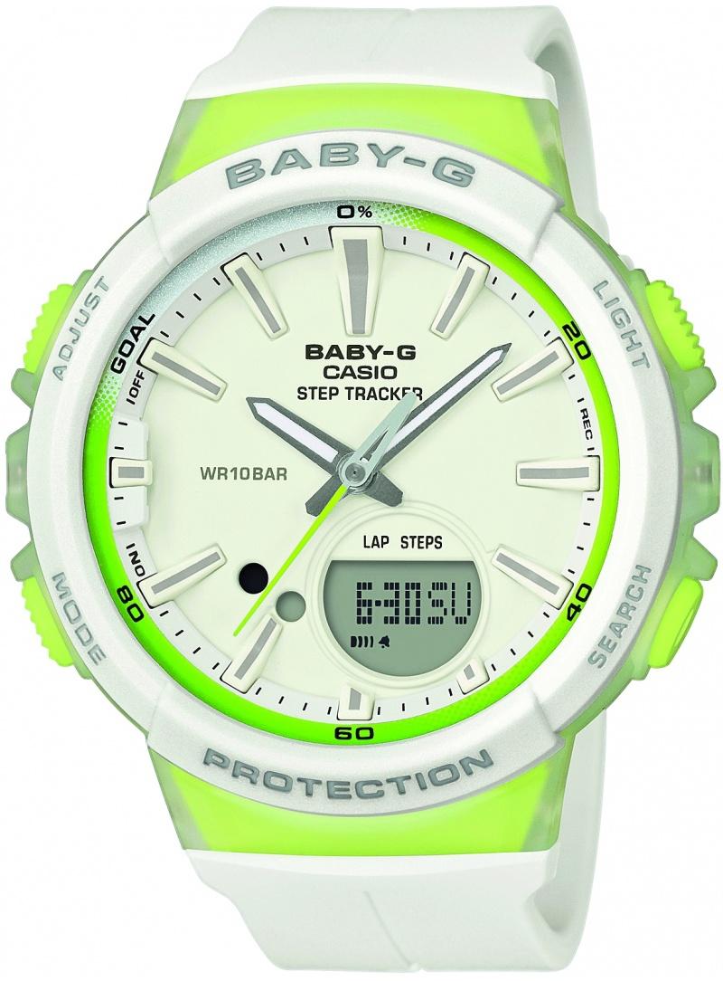 Zegarek Damski Casio BABY-G BGS-100-7A2ER