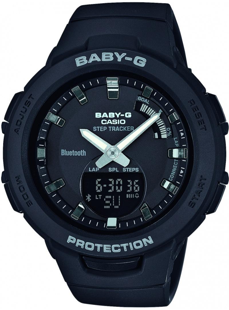 Zegarek Damski Casio BABY-G BSA-B100-1AER