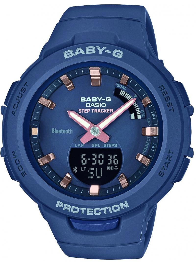 Zegarek Damski Casio BABY-G BSA-B100-2AER