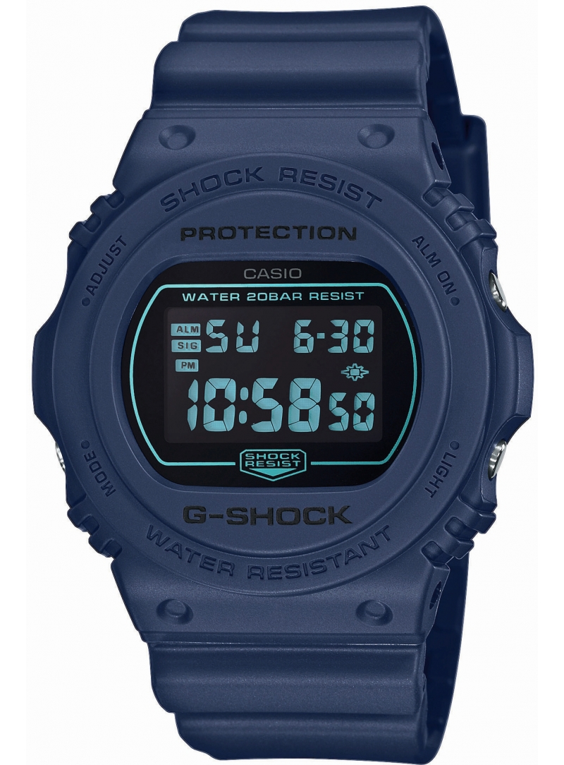 Zegarek Męski Casio G-SHOCK DW-5700BBM-2ER