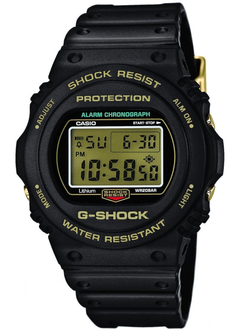 Zegarek Męski Casio G-SHOCK DW-5735D-1BER