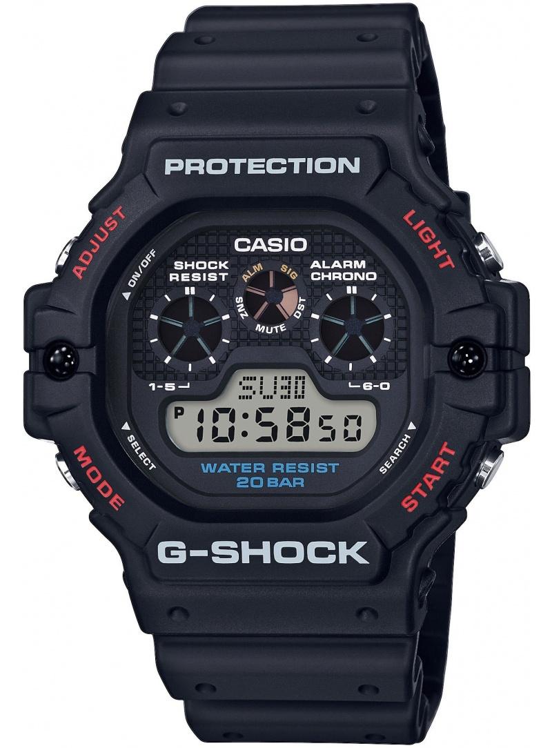 Zegarek Męski Casio G-SHOCK DW-5900-1ER