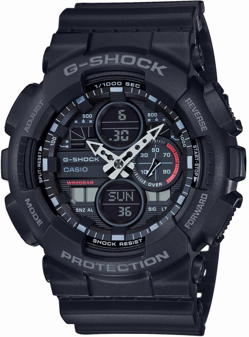 Zegarek Męski Casio G-SHOCK GA-140-1A1ER