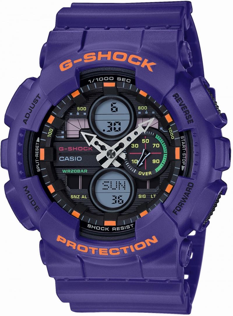 Zegarek Męski Casio G-SHOCK GA-140-6AER