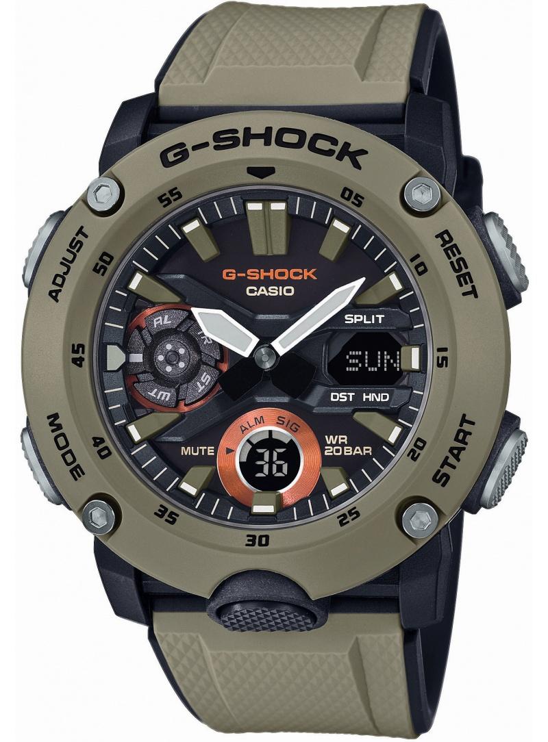 Zegarek Męski Casio G-SHOCK GA-2000-5AER