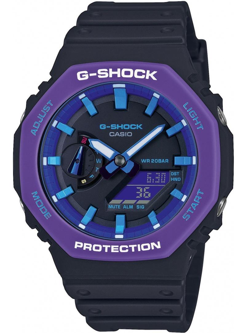 Zegarek Męski Casio G-SHOCK GA-2100THS-1AER