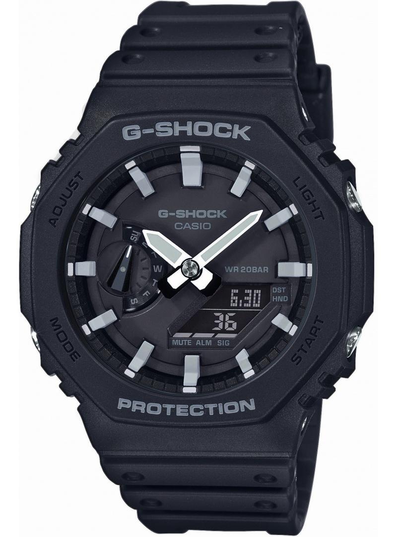 Zegarek Męski Casio G-SHOCK GA-2100-1AER
