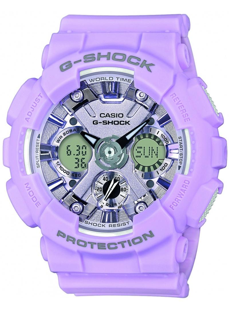 Zegarek Męski Casio G-SHOCK GMA-S120DP-6AER