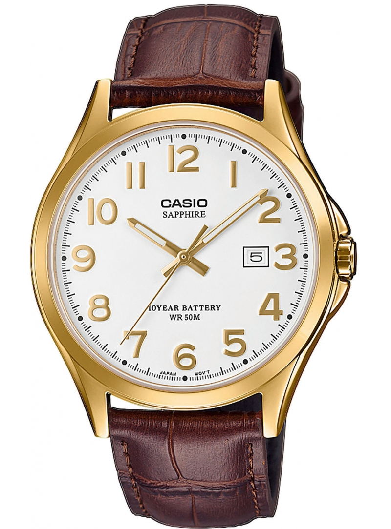 Zegarek Męski Casio CLASSIC MTS-100GL-7AVEF