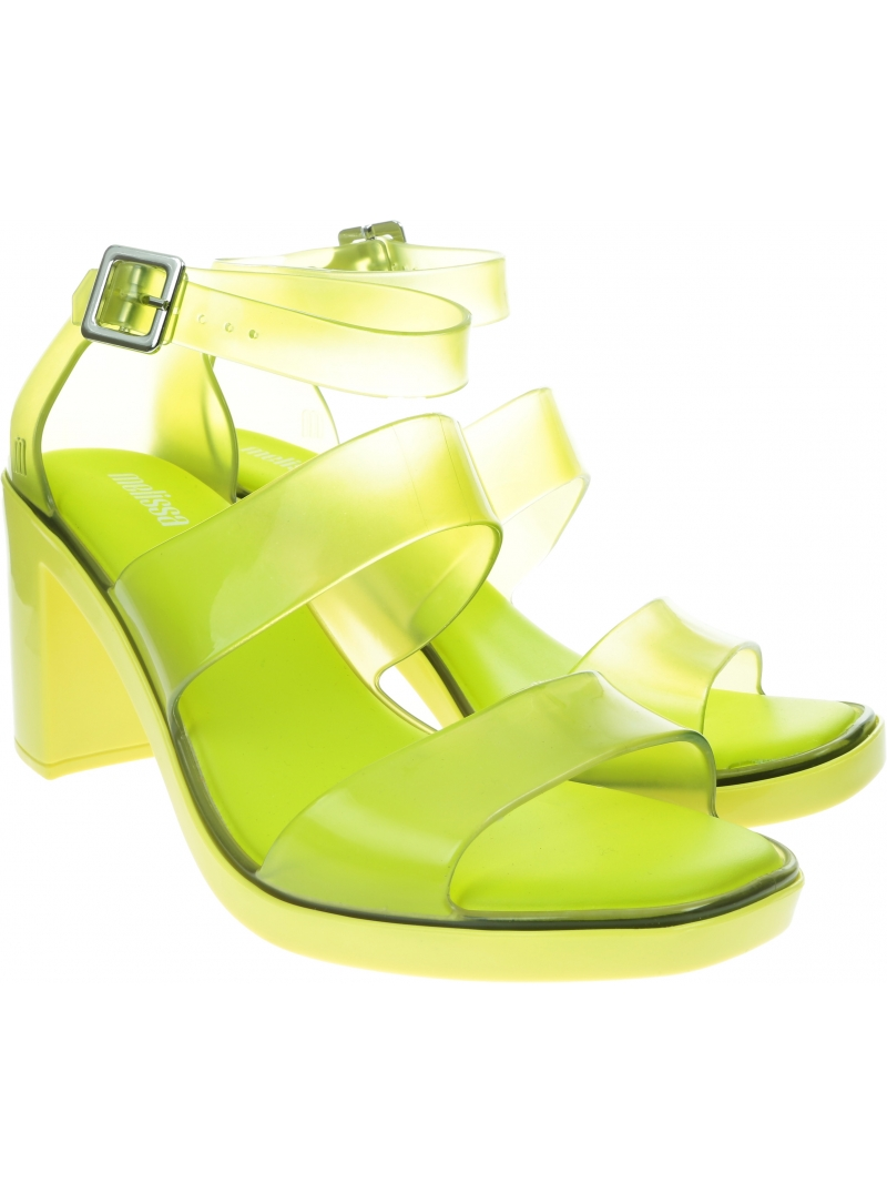 Sandały MELISSA Model Ad 32691 07658 Yellow