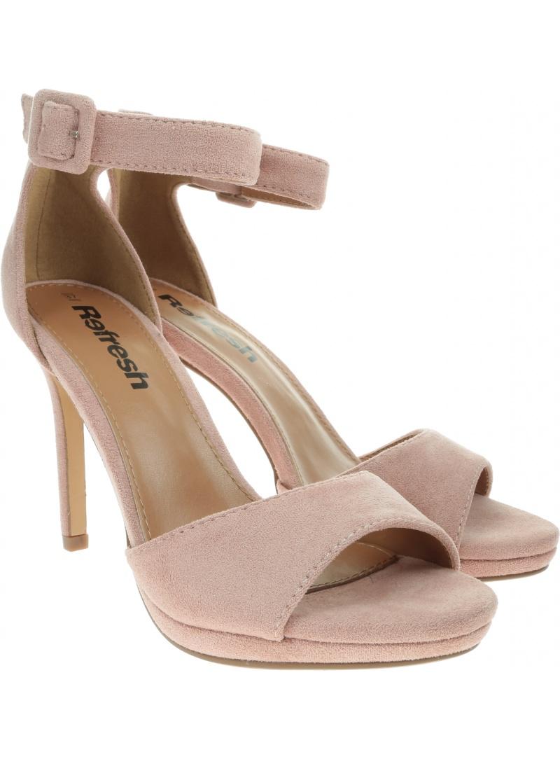 Sandały REFRESH 69541 Nude