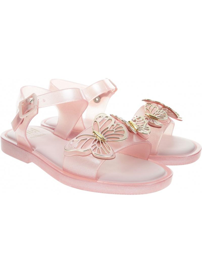 Sandały MELISSA Mar Sandal Fly BB 32747 Pink/Gold 50927
