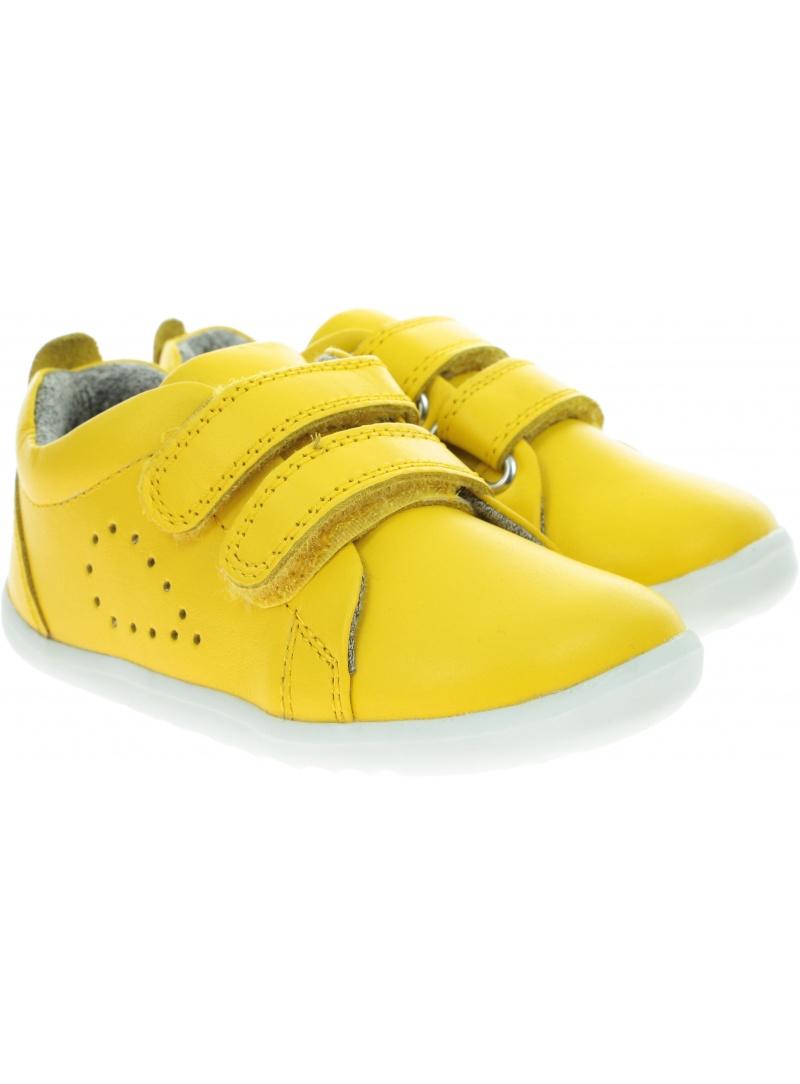 Żółte Półbuty BOBUX Grass Court Lemon 728925
