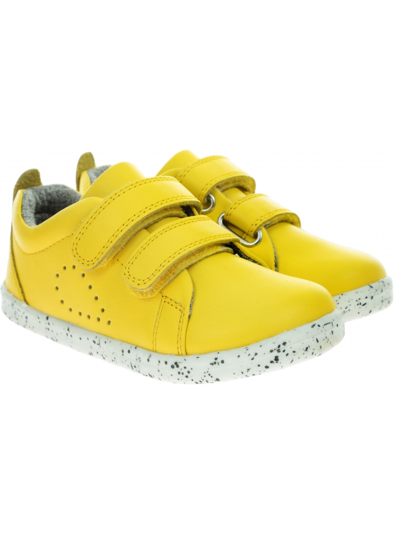 Żółte Półbuty BOBUX Grass Court Lemon 633720
