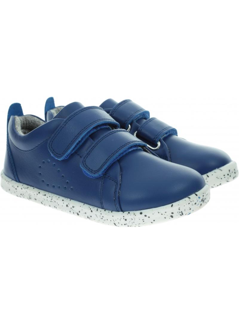 Niebieskie Półbuty BOBUX Grass Court Blueberry 832423