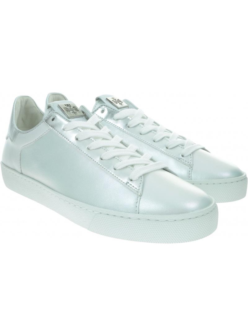 Białe Skórzane Trampki HOGL Glammy 9-10 0310 0200