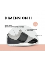 Ultralekkie Buty BOBUX Dimension II Grey + Charcoal 501406