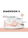 Ultralekkie Buty BOBUX Dimension II Seashell + Silver 635605