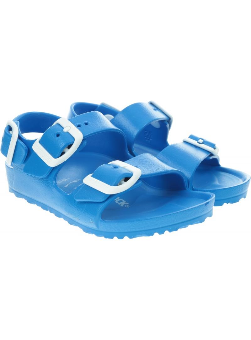 Sandały BIRKENSTOCK Milano 1009355 Scuba Blue