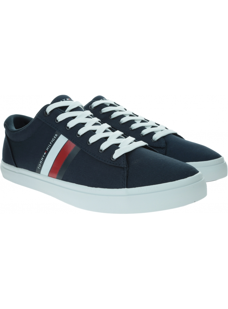 Sneakersy Męskie TOMMY HILFIGER Essential Stripes Detail Sneaker