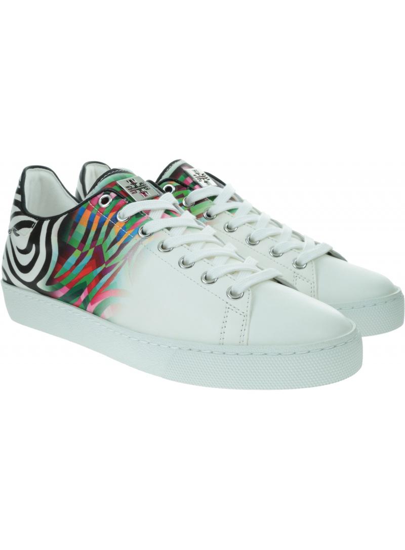 Kolorowe Skórzane Sneakersy HOGL Glammy 9-10 0358 0299