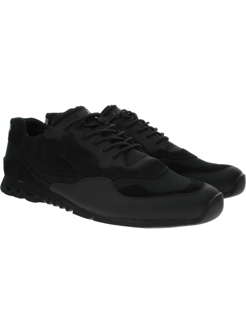 Ultralekkie Sneakersy CAMPER Nothing K100436-021 Black